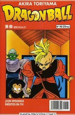 Dragon Ball - Serie Roja (Tapa blanda.) #190