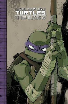Teenage Mutant Ninja Turtles: The IDW Collection #4