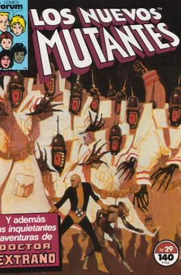 Los Nuevos Mutantes Vol. 1 (1986-1990) (Grapa 32-64 pp) #29