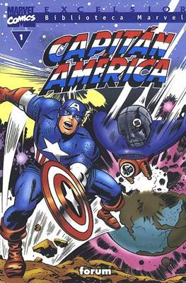 Biblioteca Marvel: Capitán América (1999-2000) #1