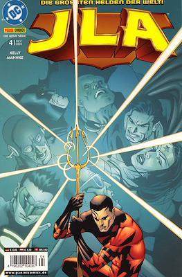 JLA: Die neue Serie (Heften) #4