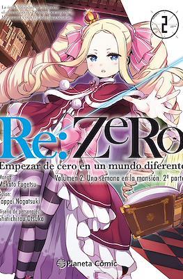 Re:ZeRo - Empezar de cero en un mundo diferente #4
