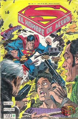 Supermán (1986-2001) #21