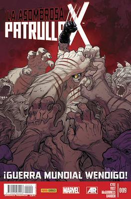 La Asombrosa Patrulla-X Vol. 1 (2014-2015) #9