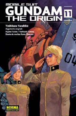 Mobile Suit Gundam. The Origin #11
