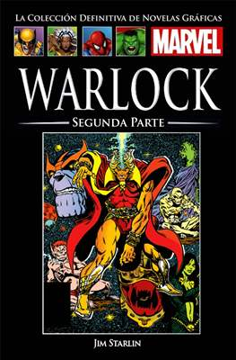 La Colección Definitiva de Novelas Gráficas Marvel (Cartoné) #110