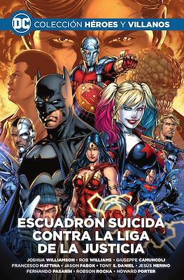 Colección Héroes y Villanos (Cartoné) #10