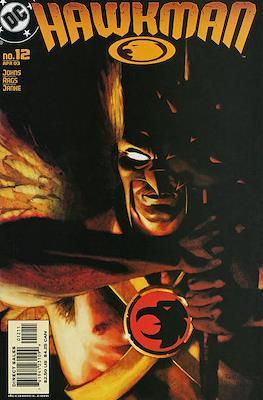 Hawkman Vol. 4 (2002-2006) (Comic book) #12