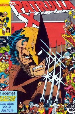 La Patrulla X Vol. 1 (1985-1995) (Grapa) #62