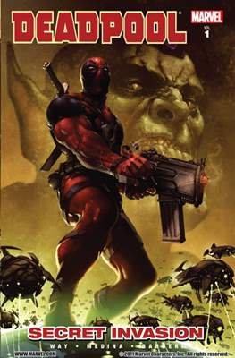 Deadpool (2008-2012) (Softcover) #1