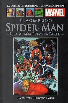 La Colección Definitiva de Novelas Gráficas Marvel (Cartoné) #124