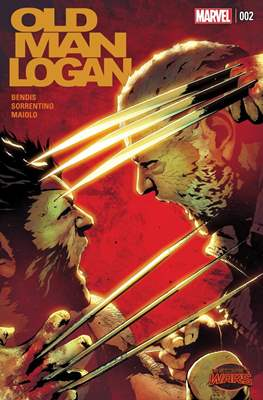 Old Man Logan (2015) (Comic-book) #2
