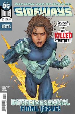 Sideways (Comic Book) #13