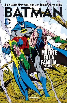 Batman. Una muerte en la familia (Rústica) #2