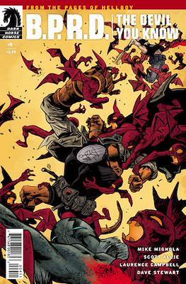 B.P.R.D. (Comic Book) #156
