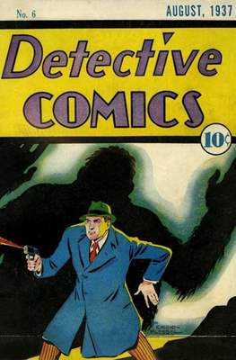 Detective Comics Vol. 1 (1937-2011; 2016-) (Comic Book) #6