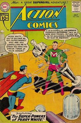 Action Comics Vol. 1 (1938-2011; 2016-) (Comic Book) #278