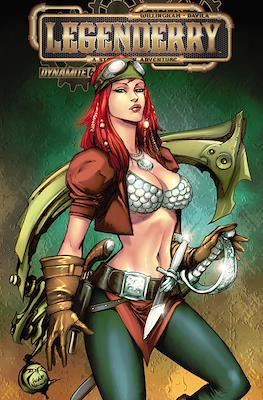 Legenderry (comic-book) #6