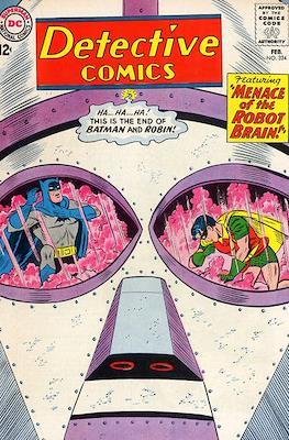 Detective Comics Vol. 1 (1937-2011; 2016-) (Comic Book) #324