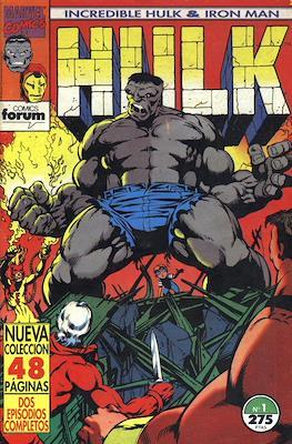 Hulk & Iron Man (1993) (Grapa 48 pp) #1