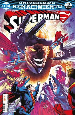 Superman. Nuevo Universo DC / Renacimiento (Grapa) #65/10