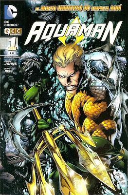 Aquaman (Rústica) #1