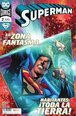 Superman. Nuevo Universo DC / Renacimiento (Grapa) #81/2