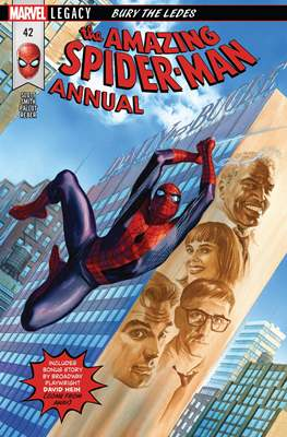 The Amazing Spider-Man Annual (Grapa, 48 págs.) #42