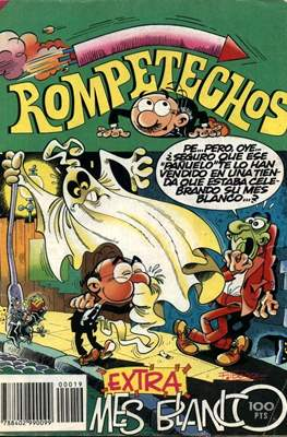 Extras numerados (1982-1985) (Grapa) #19