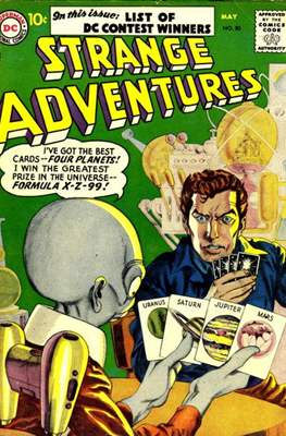 Strange Adventures (Comic Book) #80