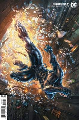 Nightwing Vol. 4 (2016- Variant Cover) #71