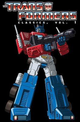 Transformers: Classics (Digital) #1