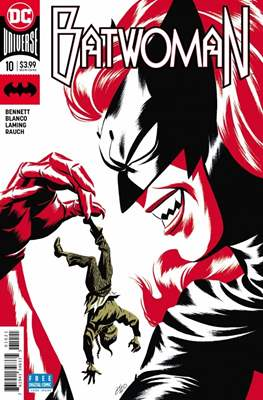 Batwoman Vol. 2 (2017- Variant Covers) (Comic book) #10