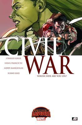 Civil War - Secret Wars (2015) (Comic-book) #3