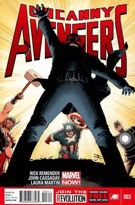 Uncanny Avengers Vol. 1 (2012-2014) (Comic Book) #3