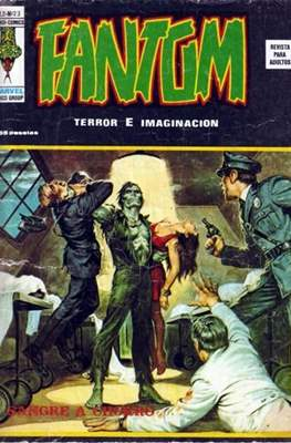 Fantom Vol. 2 (1974-1975) (Grapa) #23