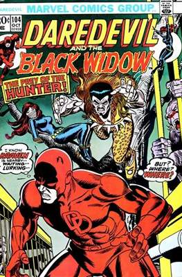 Daredevil Vol. 1 (1964-1998) (Comic Book) #104