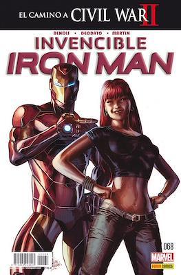 El Invencible Iron Man Vol. 2 (2011-) (Grapa - Rústica) #68