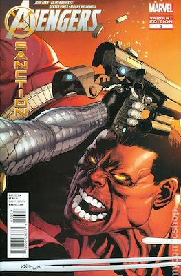 Avengers: X-Sanction (Variant Covers) (Comic Book) #3