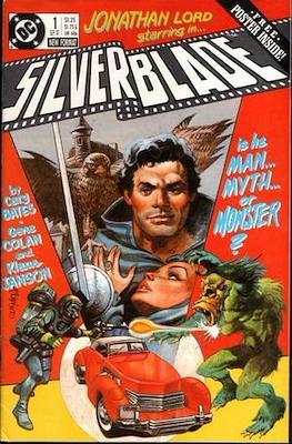 Silverblade (1987-1988) (Comic-book.) #1