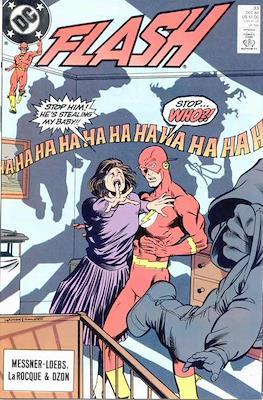 The Flash Vol. 2 (1987-2006) (Comic Book) #33