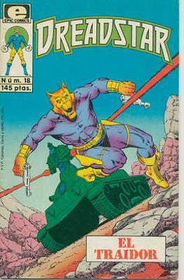 Dreadstar Vol. 1 (Grapa. 17x26. Color. (1985).) #18