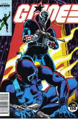 Comando G.I.Joe (Grapa. 19x27. 32 páginas. Color.) #20