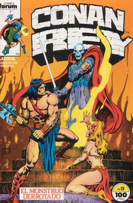 Conan Rey #11