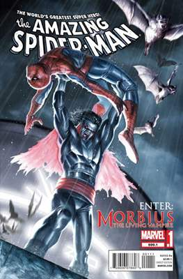 The Amazing Spider-Man Vol. 2 (1999-2014) (Comic-Book) #699.1
