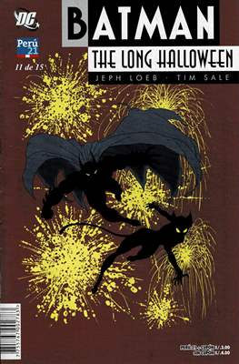 Batman: The Long Halloween (Grapas) #11