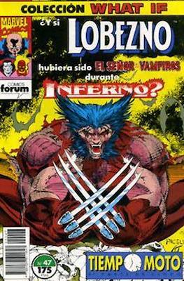 Colección What If Vol. 1 (1989-1994) (Grapa 32 pp) #47