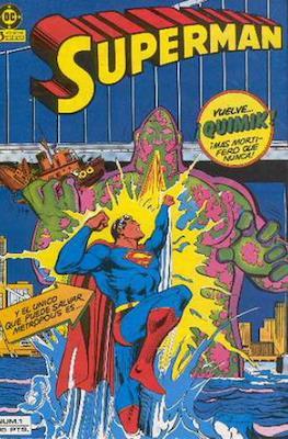 Superman Vol. 1 (1984-1987)