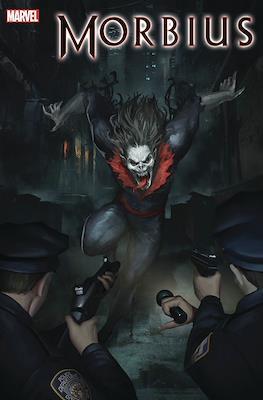 Morbius: The Living Vampire Vol. 3 (Comic Book) #6