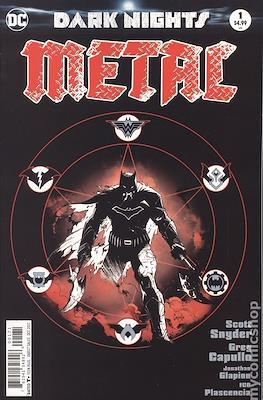 Dark Nights: Metal (Variant Covers) (Comic Book) #1.5
